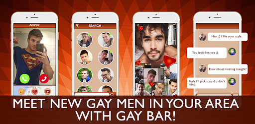 GAY BAR app (apk) free download for Android/PC/Windows screenshot