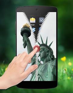 New York Zipper Lock screenshot