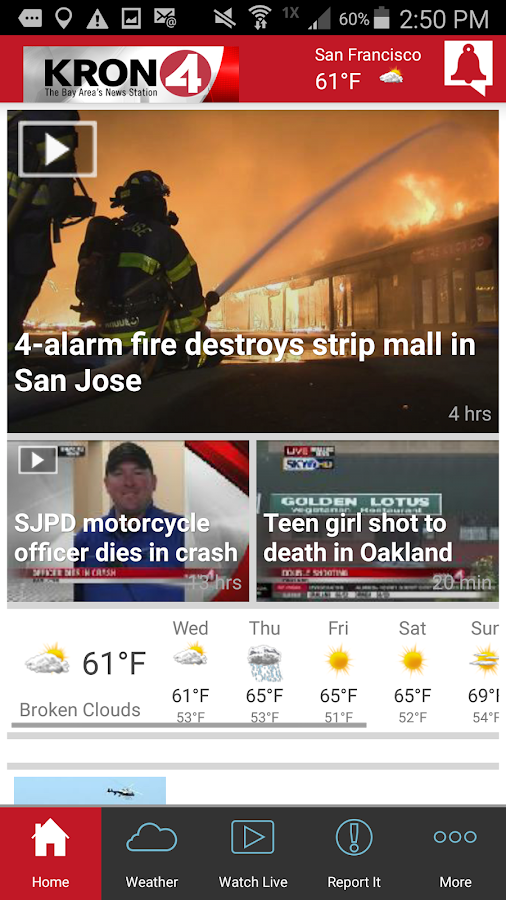 KRON 4 | San Francisco news- screenshot