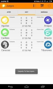 Beisbol Hoy - Venezolano - náhled