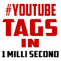 Get Tags - See Tags of YouTube Trending Video icon