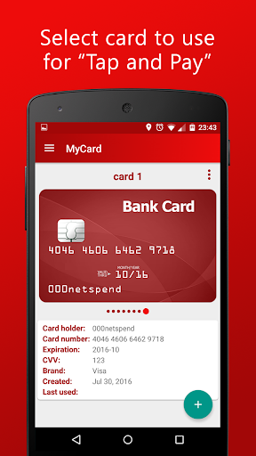 MyCard - NFC Payment - Apps on Google Play