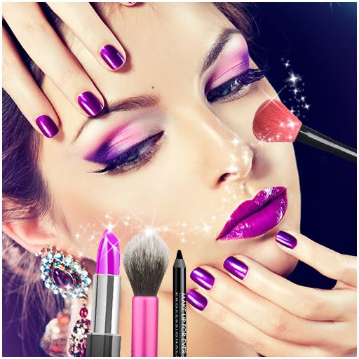 InstaBeauty - Makeup Selfie Camera