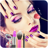 InstaBeauty - Makeup Selfie Camera
