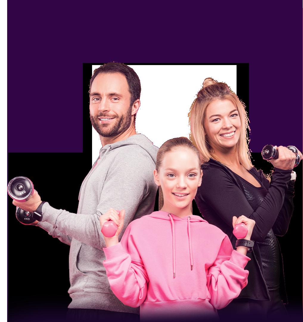 Фитнес — онлайн-тренировки дома смотреть бесплатно