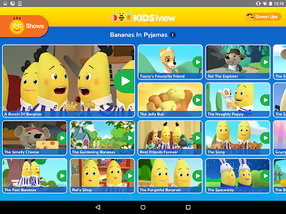 ABC KIDS iview- screenshot thumbnail