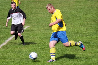 Photo: 31/08/13 v Loughborough United (North Leicestershire League) 2-3 - contributed by Rob Campion