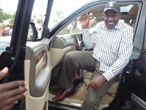 Deputy President William Ruto. /FILE