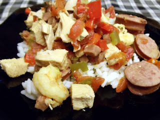 Deb's Down Home Jambalaya Recipe