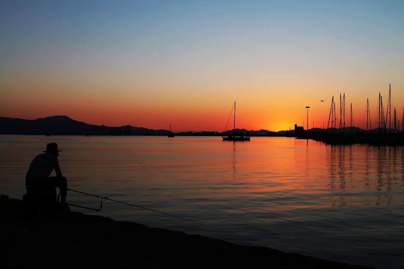 Malinconia al tramonto di Awa