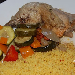 Spicy Honeyed Chicken and Vegetable Tagine Recipe