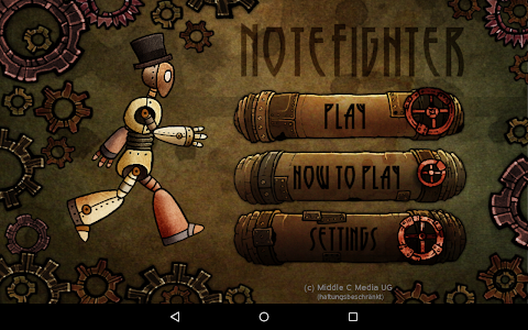 Note Fighter Free v1.0.1