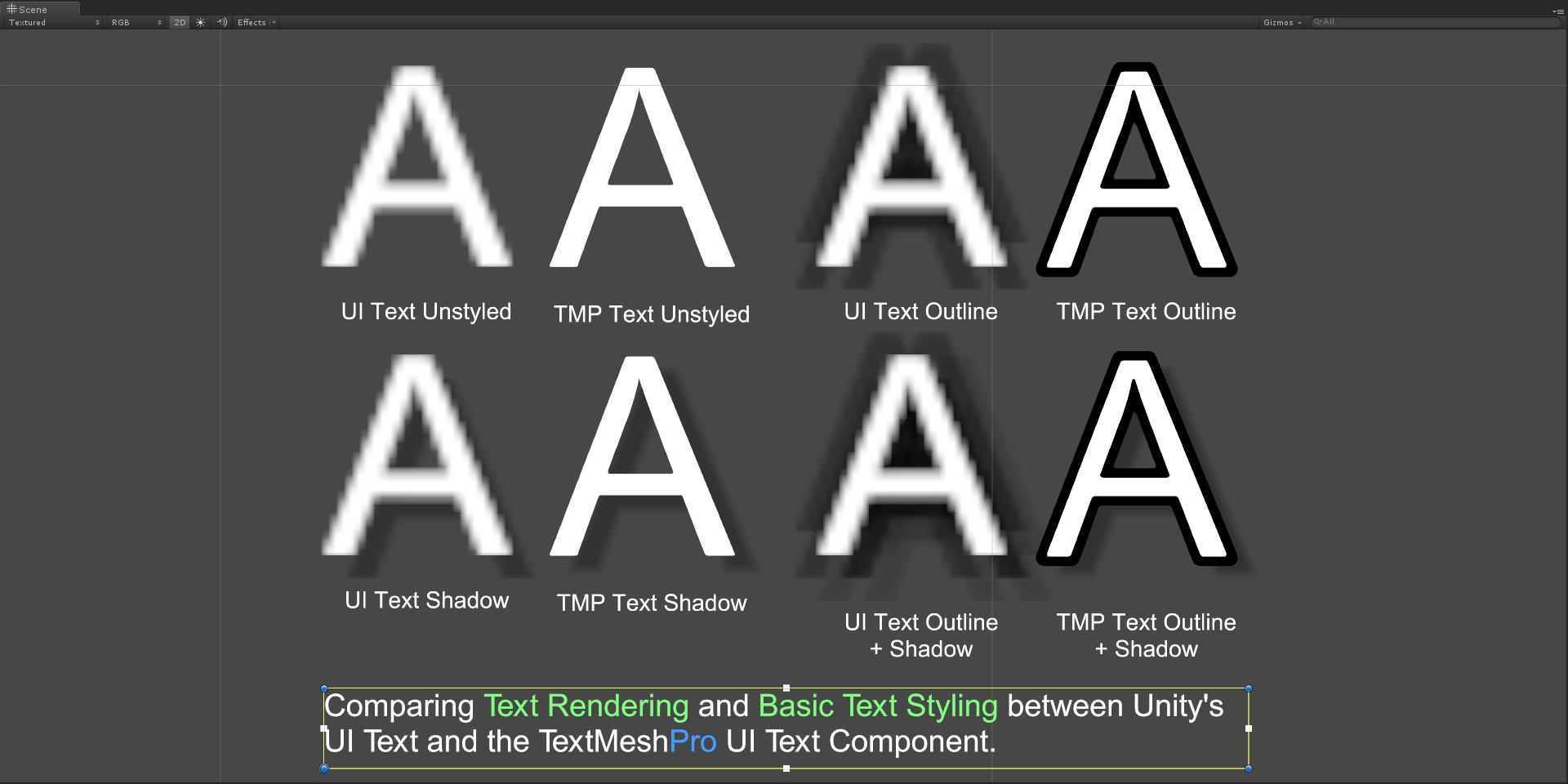 Soft Shadow Effect on UI elements? - Unity Forum