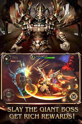 Armored God 1.0.4 screenshots 5