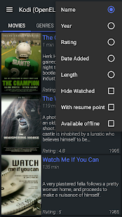 Yatse, the Kodi / XBMC Remote Screenshot 8