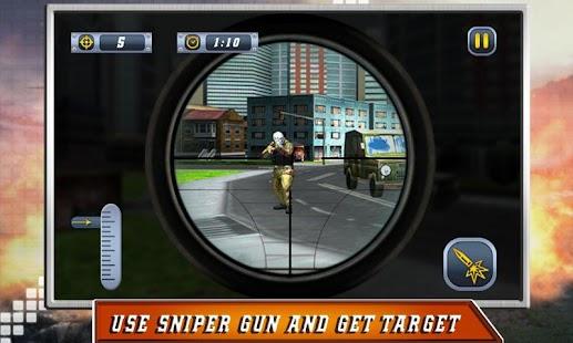 Download Sniper Retaliation Squad For PC Windows and Mac apk screenshot 4