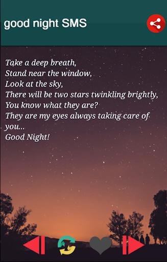 Sweet Good Night Messages 4.4 screenshots 2