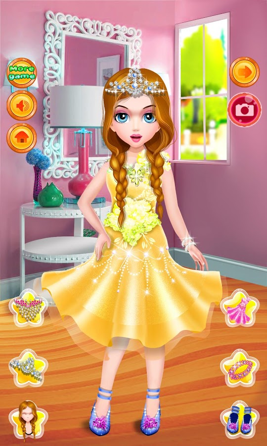 Miraculous Princess Hairstyles Android Apps On Google Play Short Hairstyles Gunalazisus