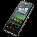 LG Optimus 2x touch key lights icon