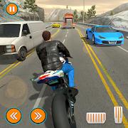 Download Wrong Way Moto Bike Highway Traffic Racer APK to PC