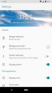 App Digital Clock Widget APK for Windows Phone