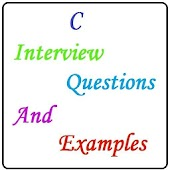 Interview Questions of C