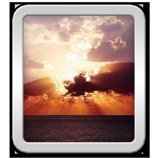 壁紙 日の出 個人化 App LOGO-APP試玩