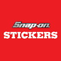 Snap-on Stickers icon