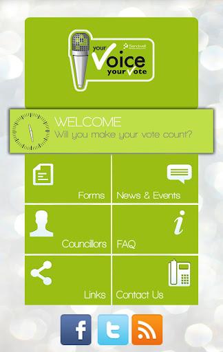 Vote in Sandwell