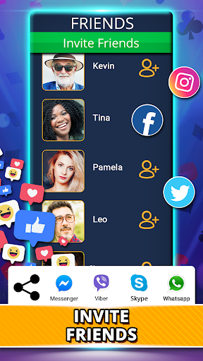 VIP Games: Hearts, Rummy, Yatzy, Dominoes, Crazy 8 android2mod screenshots 5