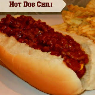 Sweet Hot Dog Chili Recipes.