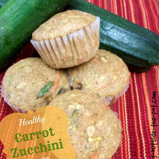 Vegetable Muffins Healthy Recipes