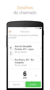 Smart Transfer Driver App - náhled