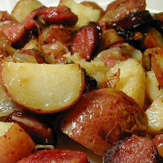 Roasted Potatoes Kielbasa Recipes