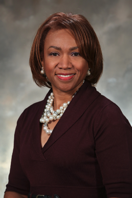 photograph of author Dr. Lepaine Sharp-McHenry, DNP, MS, RN FACDONA
