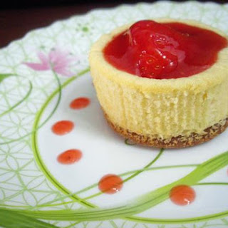 Miniature Cheesecakes