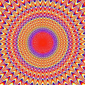 Visual optical illusions icon