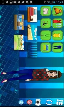 Dress Up Lovely Girl- screenshot thumbnail