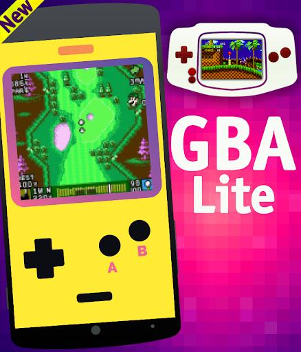 Lite GBA Emulator [ Enjoy Classic Games For Free ] GBA_EMULATOR_12102018 screenshots 2