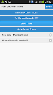 Indian Rail PNR Enquiry & Live- screenshot thumbnail