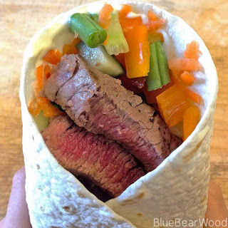 Steak Wrap