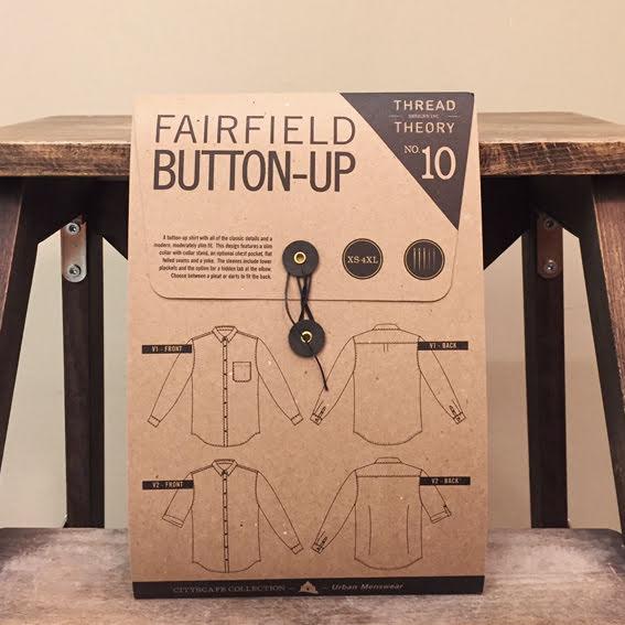 Fairfield Button-Up no.10