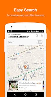 MangoPlate - Restaurant Search screenshot 01