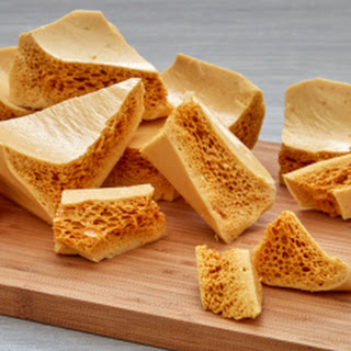 Sponge Toffee (Honeycomb Toffee) Recipe