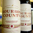 Logo of Goose Island Bourbon County Stout - Cherry Rye Barrel