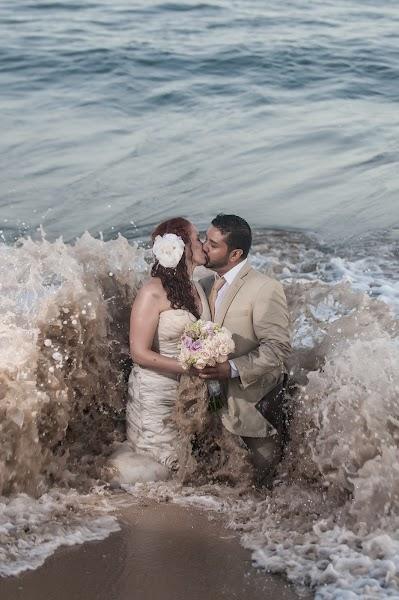 Bryllupsfotograf David Adame (adame). Bilde av 24.05.2019