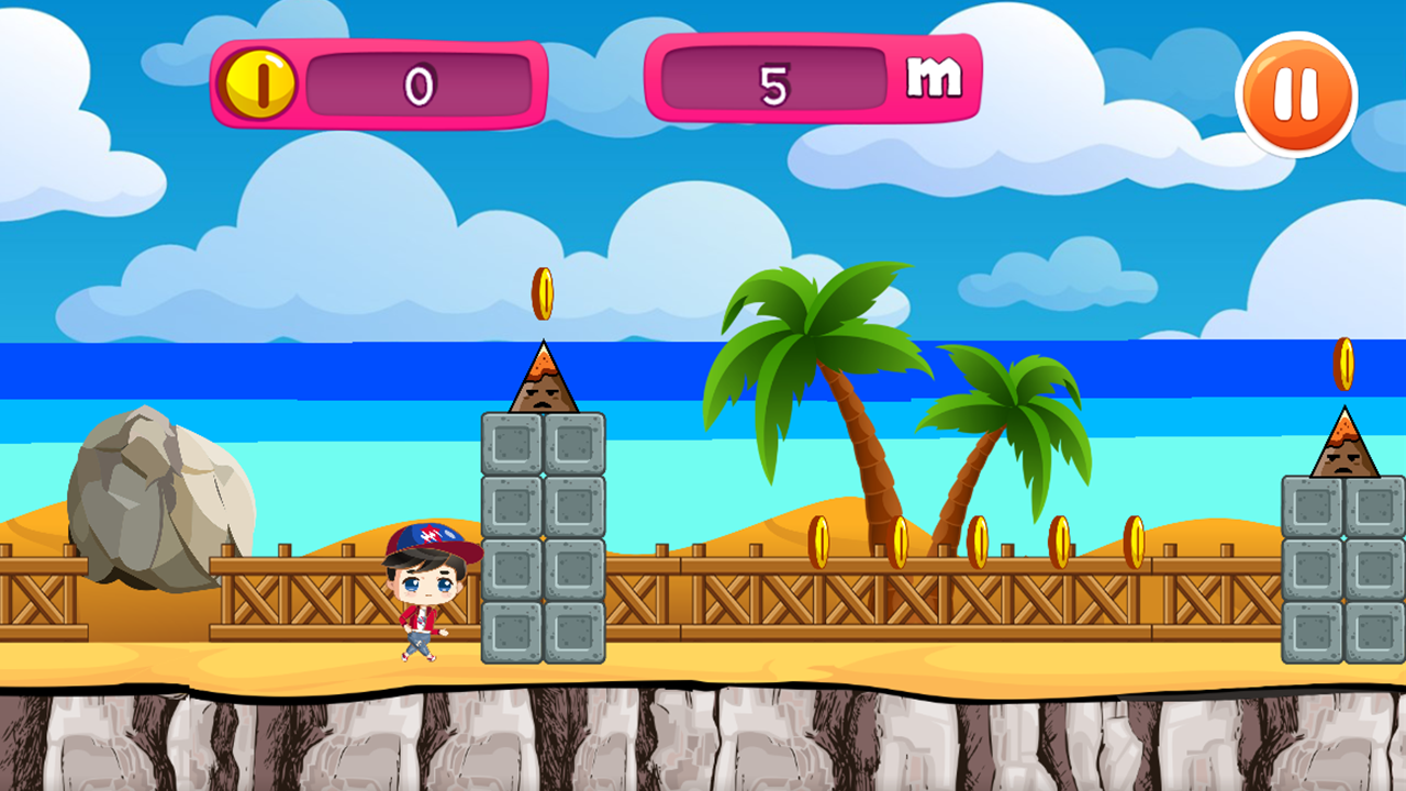 Summer Beach Runner- screenshot