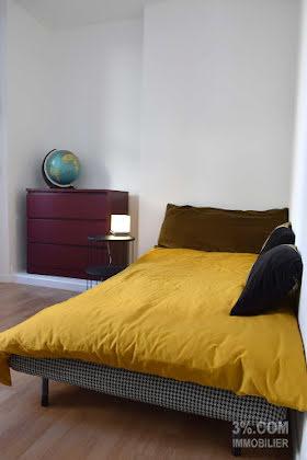 Location appartement meublé 3 pièces 59,39 m2