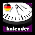 Deutsch Kalender 2020 mit Regionale Feiertage icon