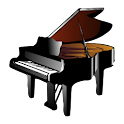 Real Music Piano HD Pro icon